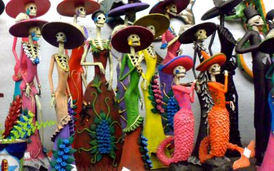 #216 – The Mexican Folk Art of Catrina Dolls