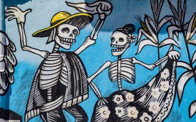 #220 – Día de los Muertos en México
